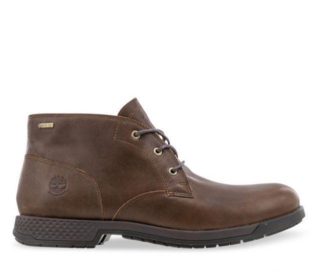 Edge Waterproof Chukka Boots