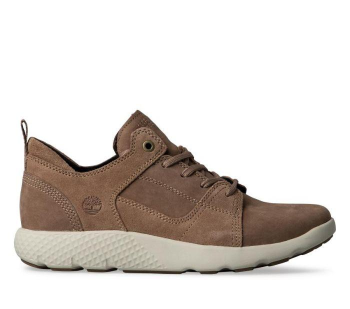 Shop Women s Flyroam Leather Sneakers Online  23d80291ed
