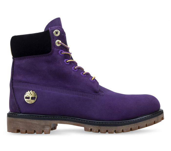 MEN'S NBA L.A LAKERS X TIMBERLAND 6-INCH BOOTS