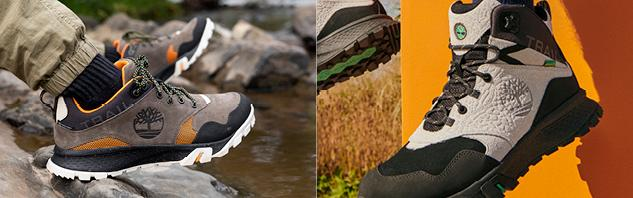 Timberland Mens Footwear and Apparel